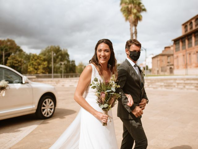 La boda de Pablo y Esther en Dicastillo, Navarra 13
