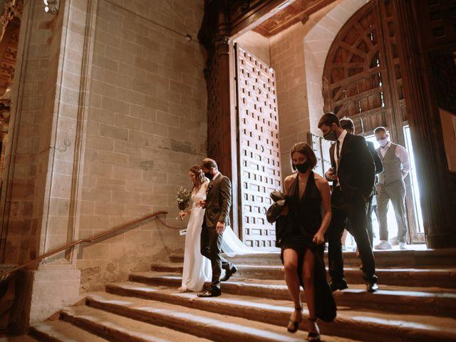 La boda de Pablo y Esther en Dicastillo, Navarra 14