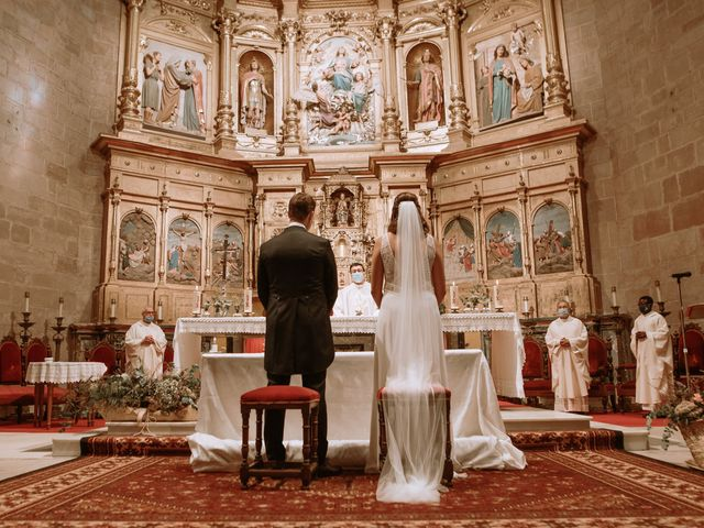 La boda de Pablo y Esther en Dicastillo, Navarra 15