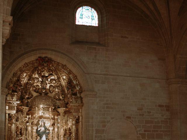 La boda de Pablo y Esther en Dicastillo, Navarra 16