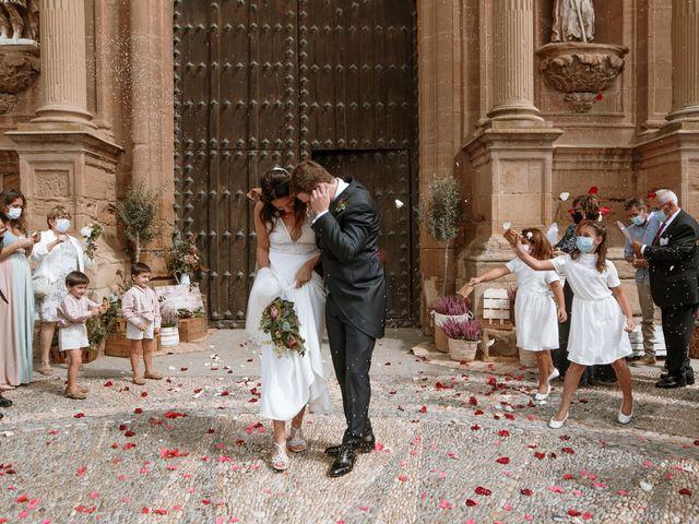 La boda de Pablo y Esther en Dicastillo, Navarra 19