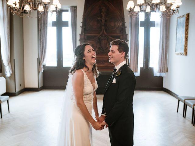 La boda de Pablo y Esther en Dicastillo, Navarra 20