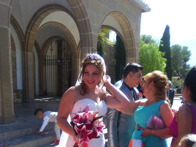 La boda de Jose y Evelyn  en Sabadell, Barcelona 10