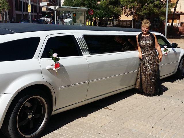 La boda de Jose y Evelyn  en Sabadell, Barcelona 30