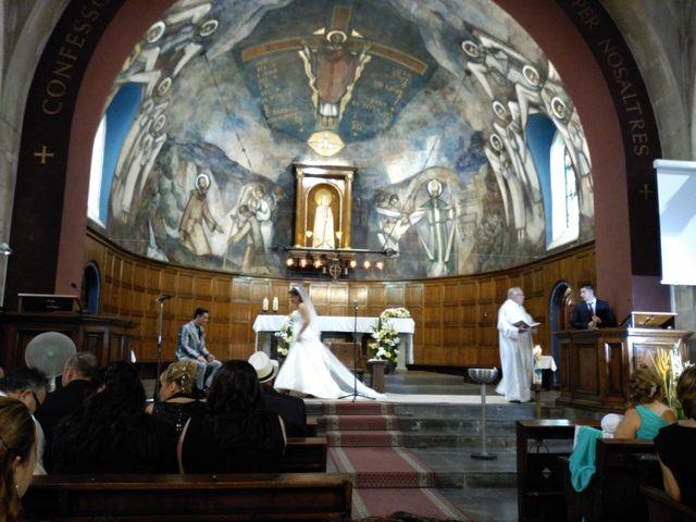 La boda de Jose y Evelyn  en Sabadell, Barcelona 6