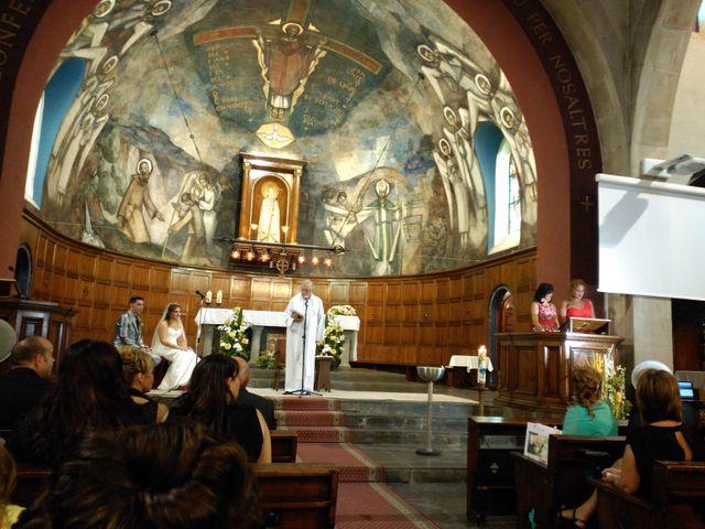 La boda de Jose y Evelyn  en Sabadell, Barcelona 4