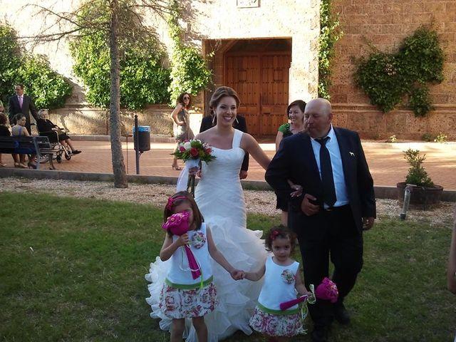 La boda de Mari y Alberto en Villarrobledo, Albacete 1