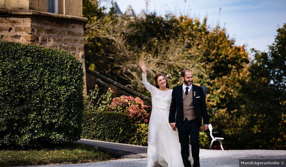La boda de Iñaki y Amaia en Donostia-San Sebastián, Guipúzcoa