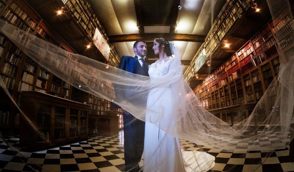 La boda de Arthur y Sara en Peralada, Girona