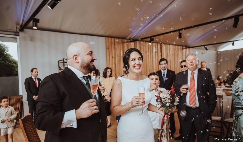 La boda de Pablo y Bea en Culleredo, A Coruña