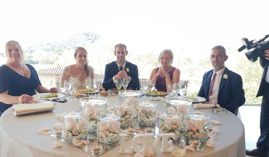 La boda de Iñaki y Sheila en Sant Fost De Campsentelles, Barcelona