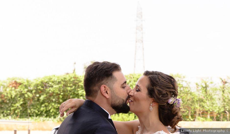 La boda de Gonzalo y Arantxa en Alzira, Valencia