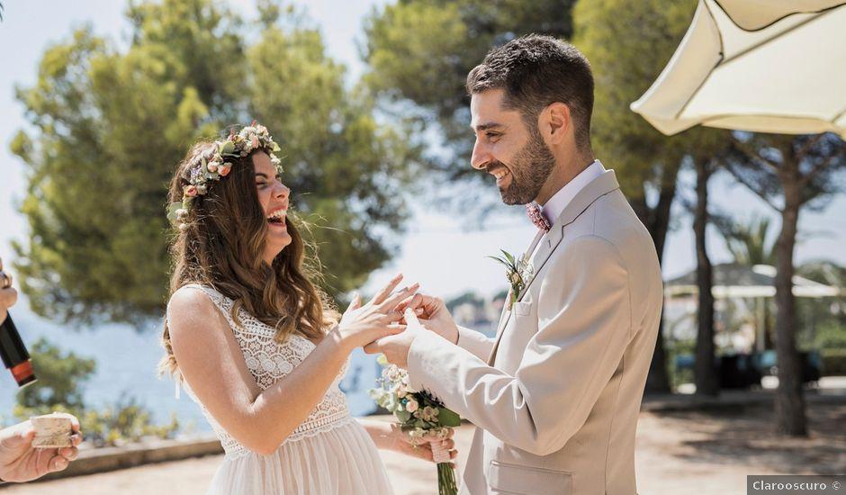 La boda de Jorge y María en Altea, Alicante