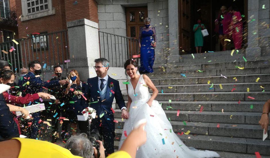 La boda de Dani y Sandra en Madrid, Madrid