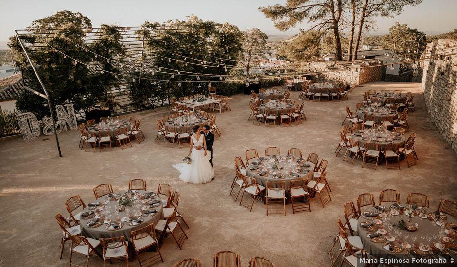 La boda de Nacor y Delia en Torredelcampo, Jaén