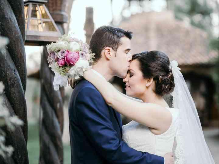 La boda de Cristina y Carlos