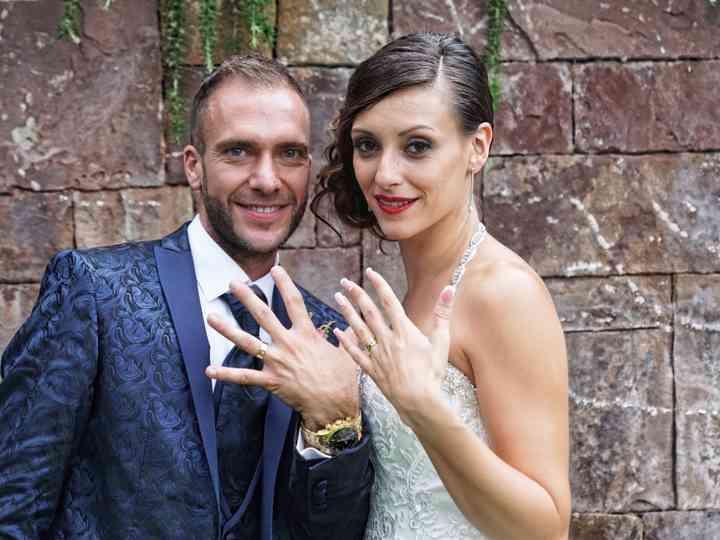 La boda de Tania y Javier