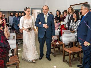 La boda de Violeta y Jorge 3