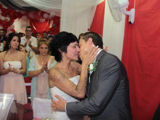La boda de Brenda y David 2
