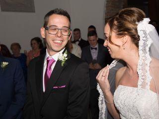 La boda de Laura y Adan