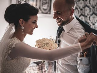 La boda de Abdelaziz y Ibtisam 1