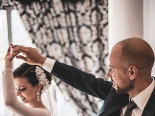 La boda de Abdelaziz y Ibtisam 3