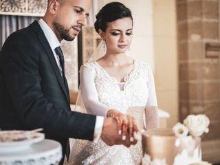 La boda de Abdelaziz y Ibtisam