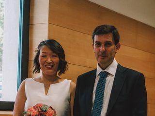 La boda de Eunha y Eugenio 1