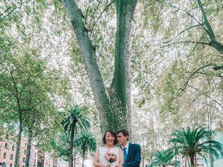 La boda de Eunha y Eugenio
