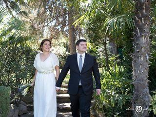 La boda de Betsi y Juan