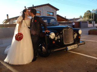 La boda de Débora y Federico
