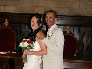 La boda de Sylvia y Ibrahima 3