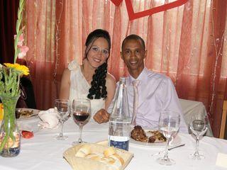 La boda de Sylvia y Ibrahima