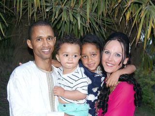 La boda de Sylvia y Ibrahima 1
