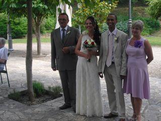 La boda de Sylvia y Ibrahima 2