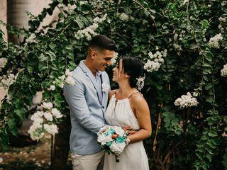 La boda de Raquel  y Gabriel