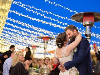 La boda de Silvia y Ziad