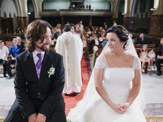 La boda de Alba y Fernando