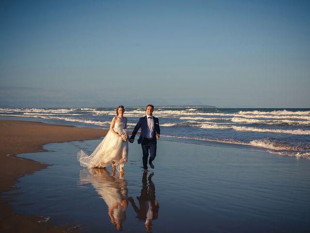 La boda de Alejandro y Cristina en Torrevieja, Alicante 11
