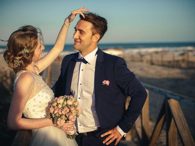 La boda de Alejandro y Cristina en Torrevieja, Alicante 17