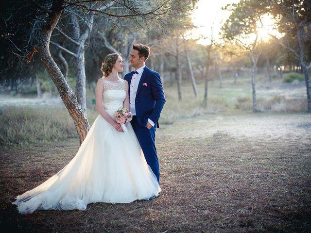 La boda de Alejandro y Cristina en Torrevieja, Alicante 18