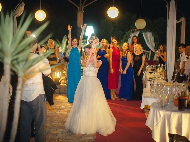 La boda de Alejandro y Cristina en Torrevieja, Alicante 34