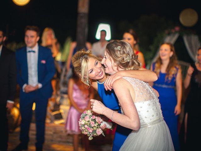 La boda de Alejandro y Cristina en Torrevieja, Alicante 35