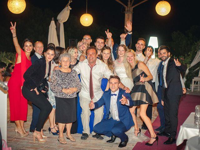 La boda de Alejandro y Cristina en Torrevieja, Alicante 36