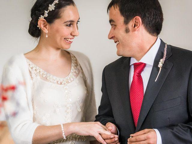 La boda de Violeta y Jorge