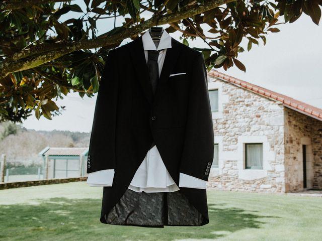 La boda de Alberto y Alba en Raris, A Coruña 10
