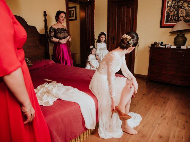 La boda de Alberto y Alba en Raris, A Coruña 16