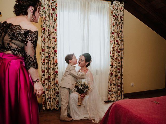La boda de Alberto y Alba en Raris, A Coruña 22