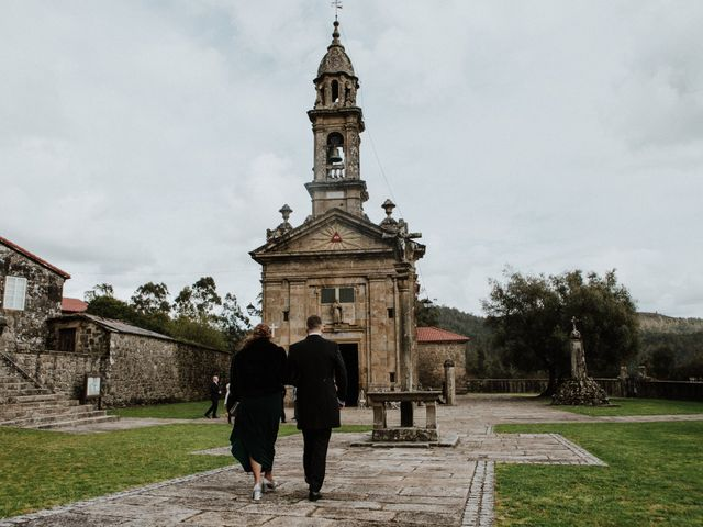 La boda de Alberto y Alba en Raris, A Coruña 26