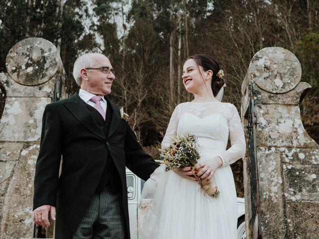 La boda de Alberto y Alba en Raris, A Coruña 27